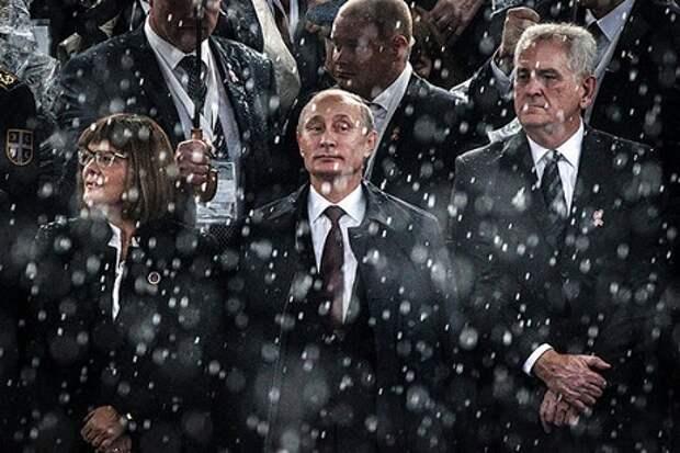 Washington Post поражен: Русские действительно искренне поддерживают Путина