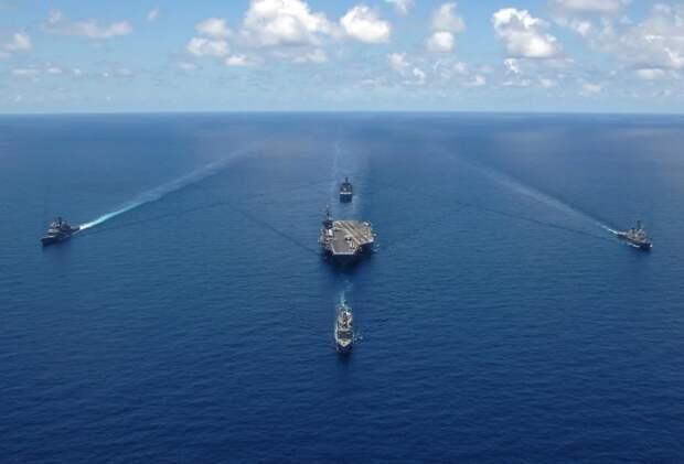 Британия направит свои корабли в район Крыма вместо США