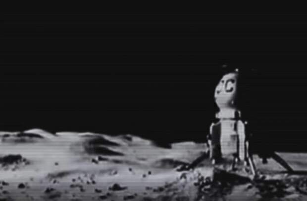 Мифы о Луне. Лунный заговор, полая Луна, русские на Луне 10