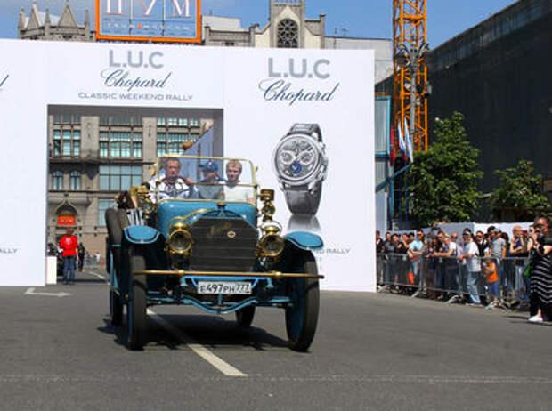 L.U.C Chopard Classic Weekend Rally: эмоции с налетом старины