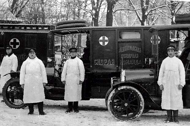 3 интересных факта о том, как появилась скорая помощь в России