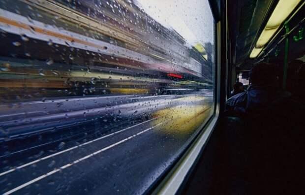В районе платформы «Андроновка» автобусы изменили свои маршруты