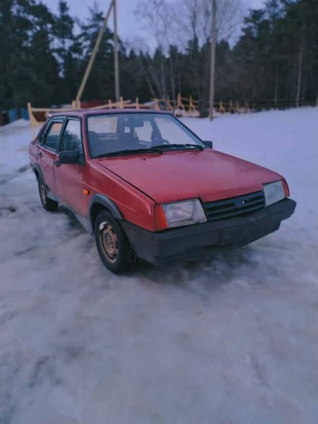 История о том как мы с друзями купили Lada (ваз) 21099, в 14 лет.