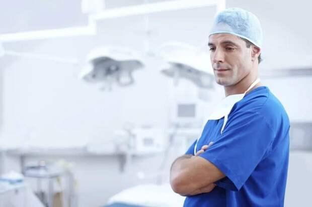 Медики больницы имени Спасокукоцкого получили государственные награды