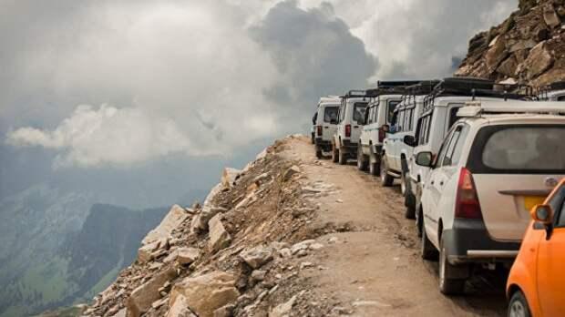 Дороги Индии – дело опасное. /Фото: media.publika.md
