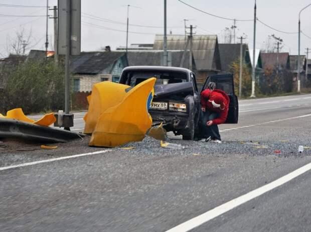 Неисправные автомобили и плохие дороги продолжают убивать