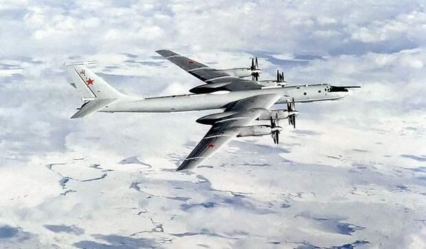 Экипажи морской авиации Северного флота тренируются в поиске подводных лодок
