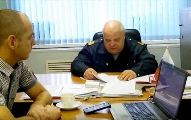 Инспектор Рыбоохраны разъясняет по статье 65 ВК РФ