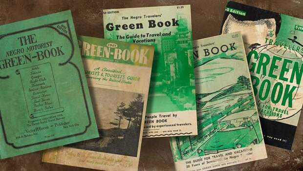 5 интересных фактов про «Зелёную книгу» — специальный путеводитель по Америке для темнокожих