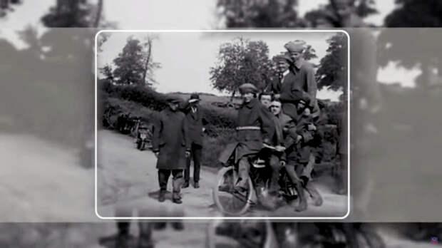 Военные, летающие и крошки-байки: мотоциклы вчера, сейчас и завтра