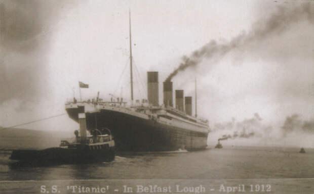 Как уходил под воду непотопляемый «Титаник». Воспоминания выживших пассажиров