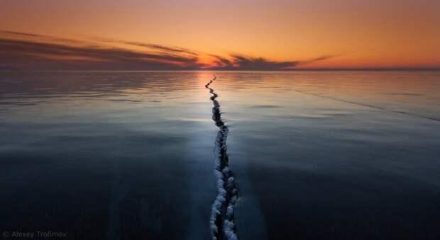 Озеро Байкал земля, красота, природа, россия