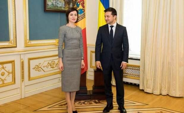 Президент Молдавии едет наУкраину перезагружать отношения