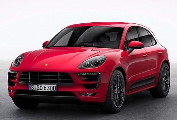 Porsche Macan GTS: убойный центровой (ВИДЕО)