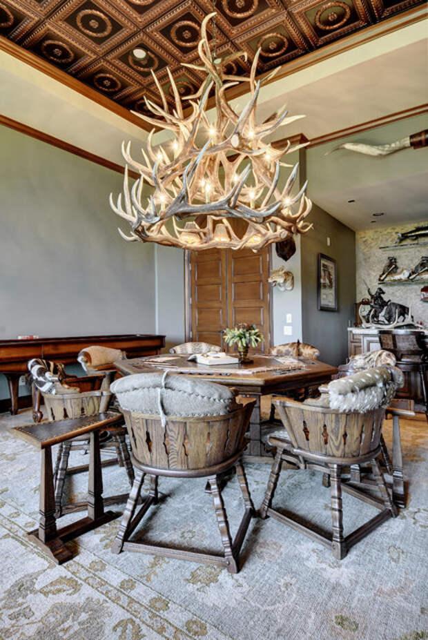 14. Design rural dining