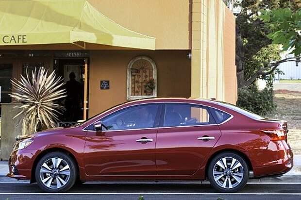 Рестайлинг с другого конца света: Nissan обновила Sentra (ФОТО)
