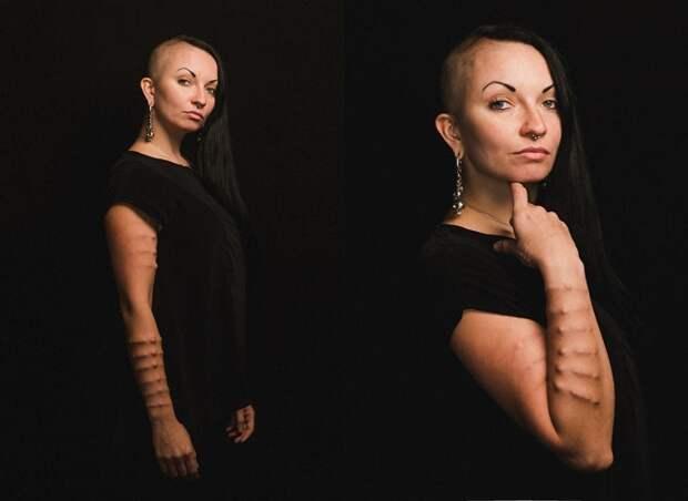 10 женщин с невероятными модификациями тела