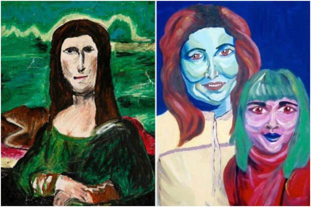 Музей Плохого Искусства: 20 «потрясающих» картин, которые невозможно забыть