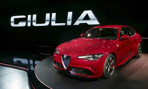 Alfa-Romeo и Jaguar добавляют спортивного гламура Франкфуртскому автосалону – обзор от A до Z