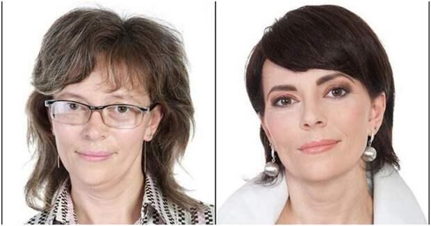 Стильные метаморфозы: трансформация до и после макияжа
