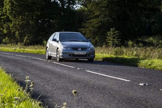 Honda Civic EP3.
