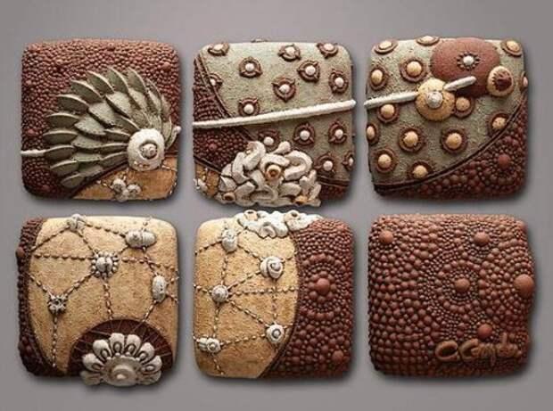 керамика художник Chris Gryder - 04