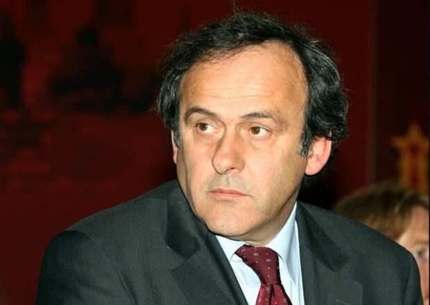 Экс-президент УЕФА Платини рассказал о допросе в полиции
