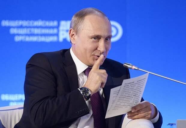 Путин пошутил про фамилию дипломата Небензя | SnatchNews - новостной портал