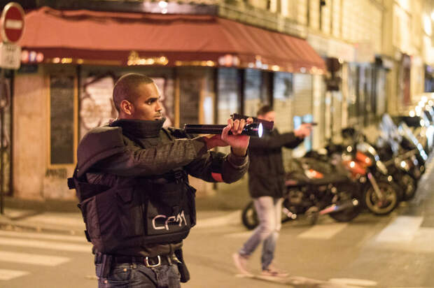 Крупнейший теракт в истории Франции