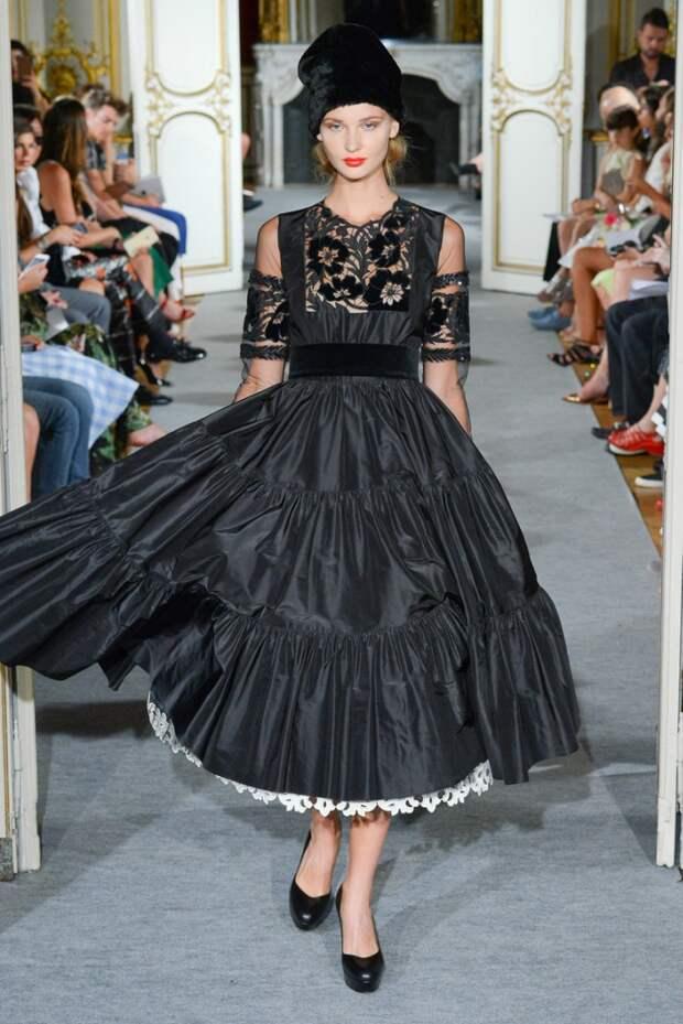 Yanina Haute Couture осень-зима 2015-2016