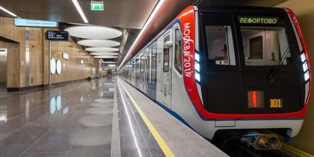 Москва продолжает активное развитие транспортного каркаса Фото: Д. Гришкин mos.ru
