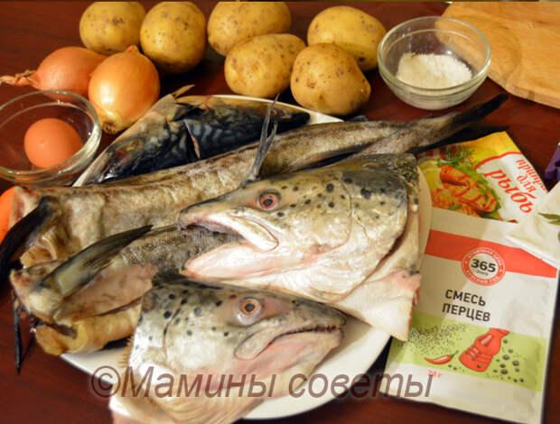 Рецепт приготовления рыбного супа