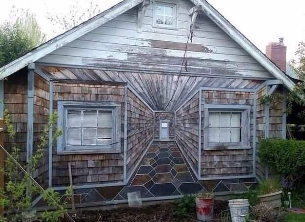 3D в деревенском доме