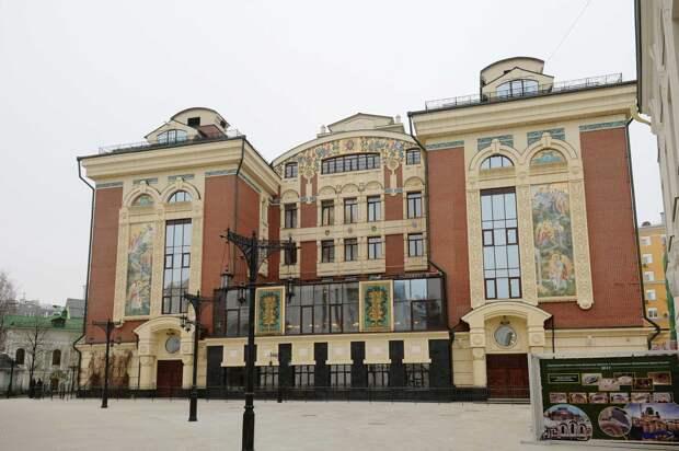 Московские птички 40