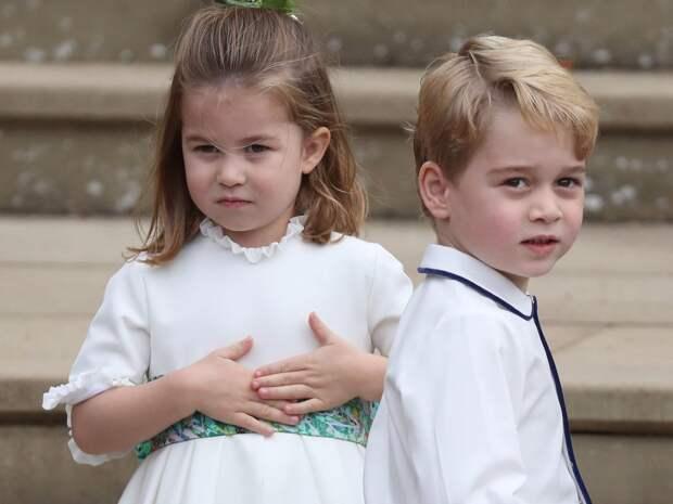 Дети, которые  будут править миром