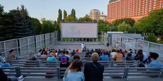 Сергунина: «Ночь кино» пройдет в 60 музеях, библиотеках и культурных центрах Москвы. Фото: М. Денисов mos.ru
