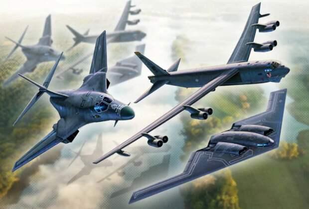 План военно-воздушного удара НАТО. Источник изображения: https://vk.com/denis_siniy