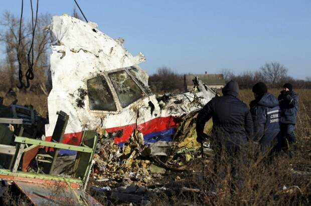 Отчет эксперта Кеберга по делу MH17 раскрыл неудобную правду о Су-27 ВВС Украины