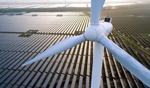 ВИЭ обогнали ископаемое топливо вэлектрогенерации ЕС