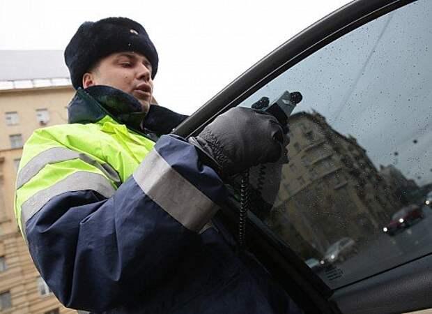 "Рейд Р""РБДД РњРѕСЃРєРІС‹ РїРѕ проверке тонировки стекол Сѓ автомобилей"
