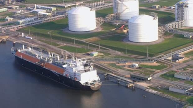 Shell уходит отамериканского СПГ