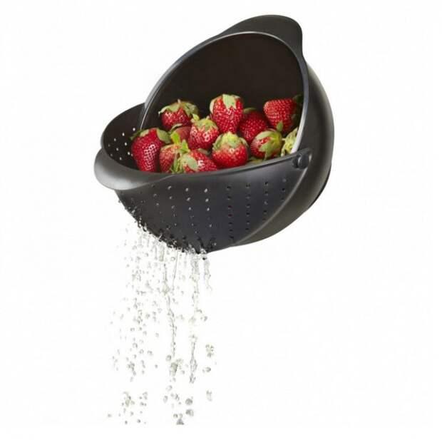 Дуршлаг для мытья ягод жизнь, изобретения