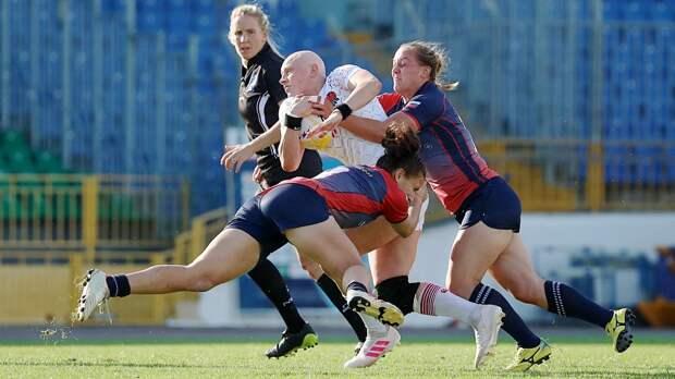 Российские регбистки были в14 минутах отОлимпиады. Новый шанс будет заполтора месяца доТокио