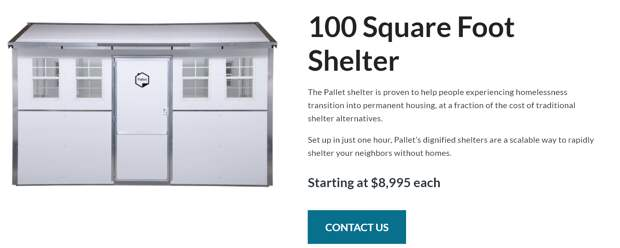 Калифорния для бездомных