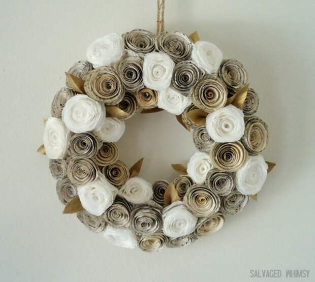 rolled-paper-flowers-and-coffee-filter-wreath (550x493, 79Kb)