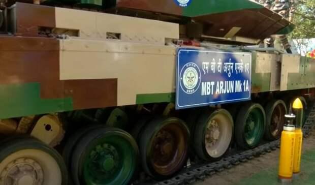 Минобороны Индии сделало самый крупный за последние годы заказ на приобретение танков