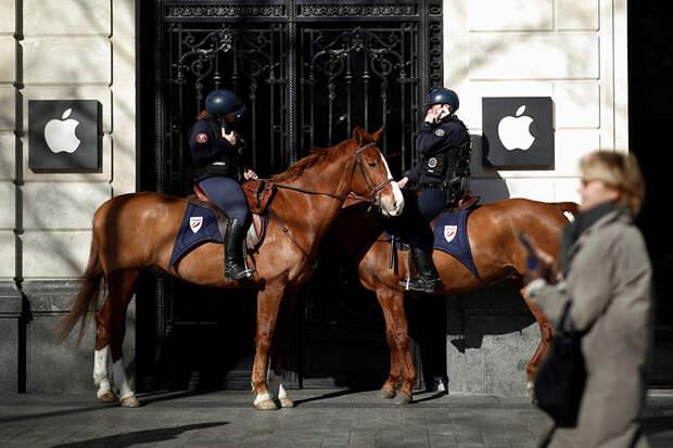 Apple оштрафована во Франции на более чем €1,1 млрд