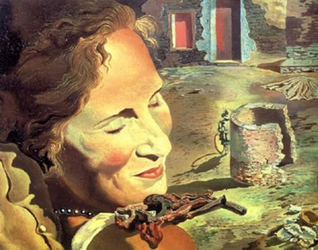 Распутная муза гения: Гала Дали и ее любовные многоугольники