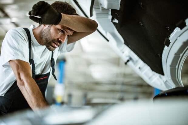 Плохие новости для водителей: расходы на ремонт и техосмотр автомобилей выросли на 20%