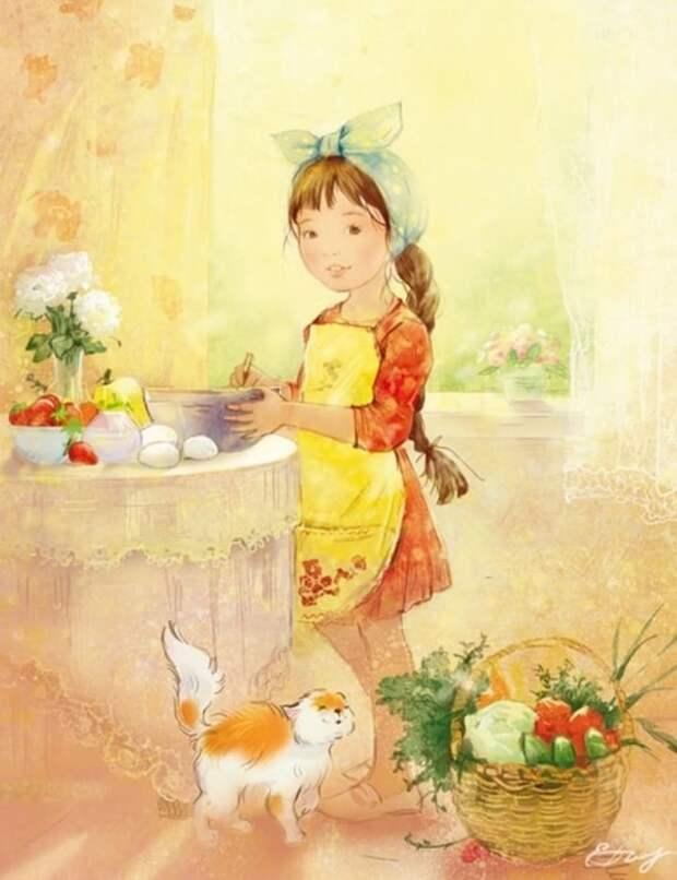 художник Екатерина Бабок иллюстрации – 13